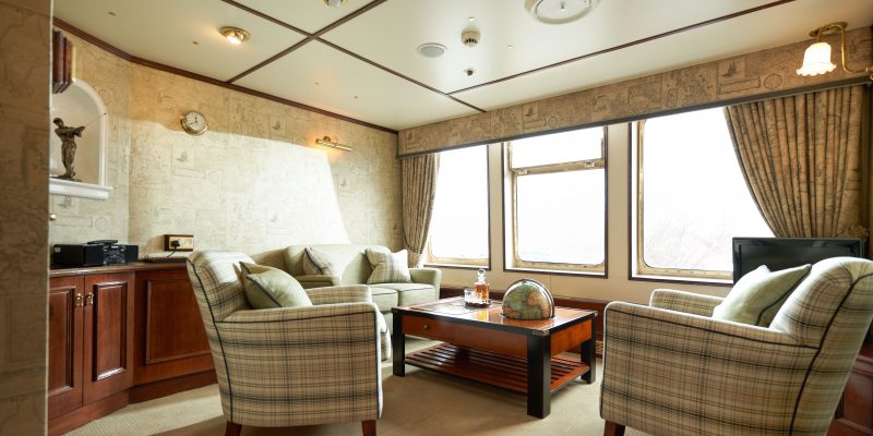 John Dick and Son HebrideanLowRes-10004-800x400 Hebridean Princess Refurbishment. Four very Different Looks for Contrasting Cabins