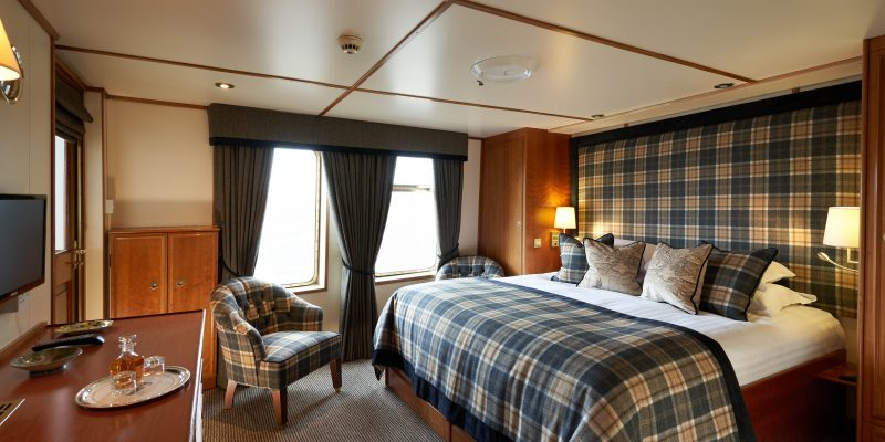 John Dick and Son HebrideanLowRes-10038-800x400 Hebridean Princess Refurbishment. Four very Different Looks for Contrasting Cabins