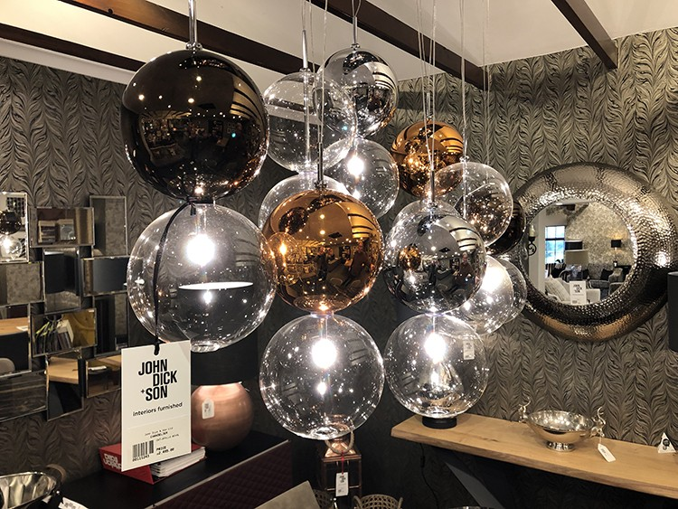 John Dick and Son Lamps-1- The big switch on - have you had yours? Uncategorized  Lamps and Ceiling Lights