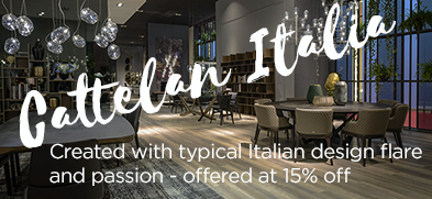 John Dick and Son Blog-Icon Cattelan Italia - Created with typical Italian design flare and passion - offered at 15% discount Uncategorized