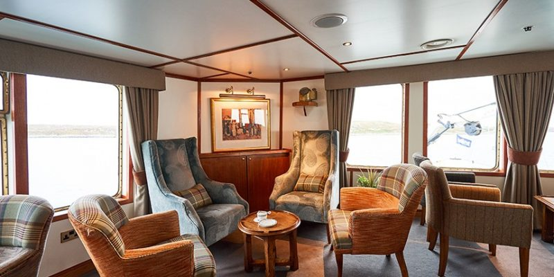 John Dick and Son HP-Lounge2-800x400 Hebridean Princess is no simple cruise for the John Dick & Son team… Uncategorized