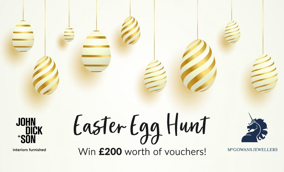 John Dick and Son emailsignupformheader Easter Egg Hunt Competition Uncategorized